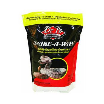 Dr. T's® Snake-A-Way® Snake Repellent - 4lbs #snake-a-way